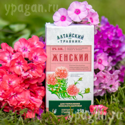 Бальзам Женский из трав и ягод