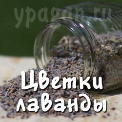 Лаванда крымская цветки 25 гр