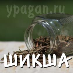 Шикша (водяника) 50 гр