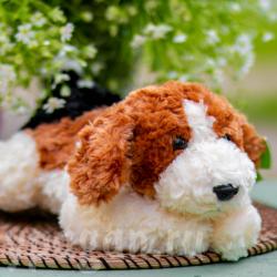 Собачка игрушка для подарка