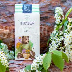 Травяной чай Новгородский